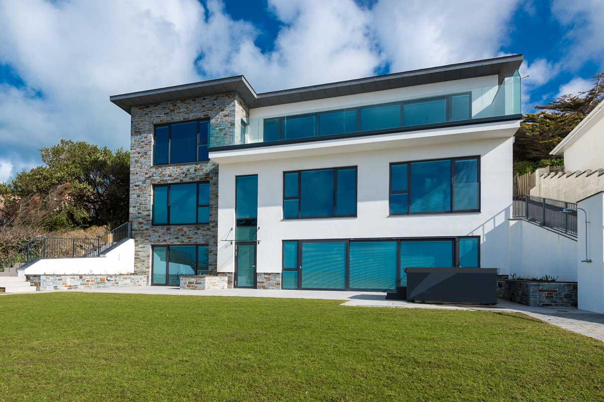Gynn Construction Bodmin Cornwall Bespoke New Build Housing Projects